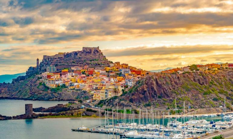 Сардиния, Италия - притяжение дикой природы