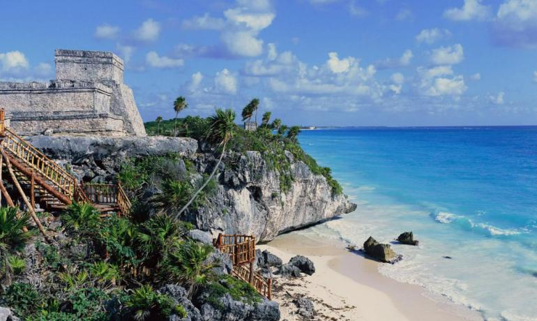 5 причин отправиться в карибское приключение на Юкатан, Мексика
