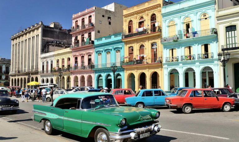Экскурсионные туры в Гавану, Куба