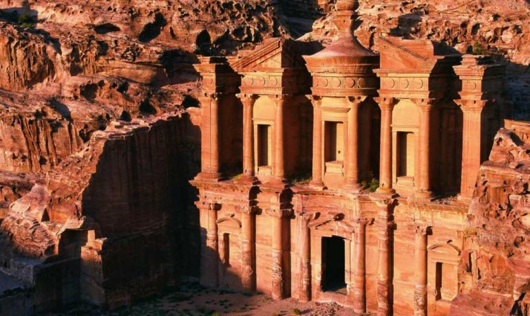 5 любопытных фактов о розовом городе Иордании о которых вы не знали