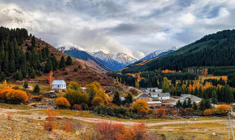 Удивительный город Каракол в Киргизии