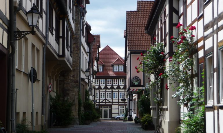 Хамельн в свете историй о Крысолове, Германия