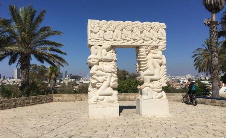 Что посмотреть в Яффо. Парк Абраша (Тель-Авив, Израиль)