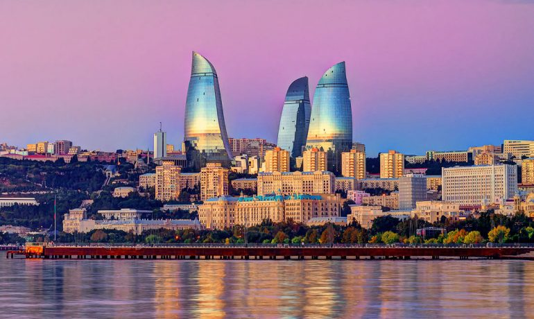 Отдых в Азербайджане