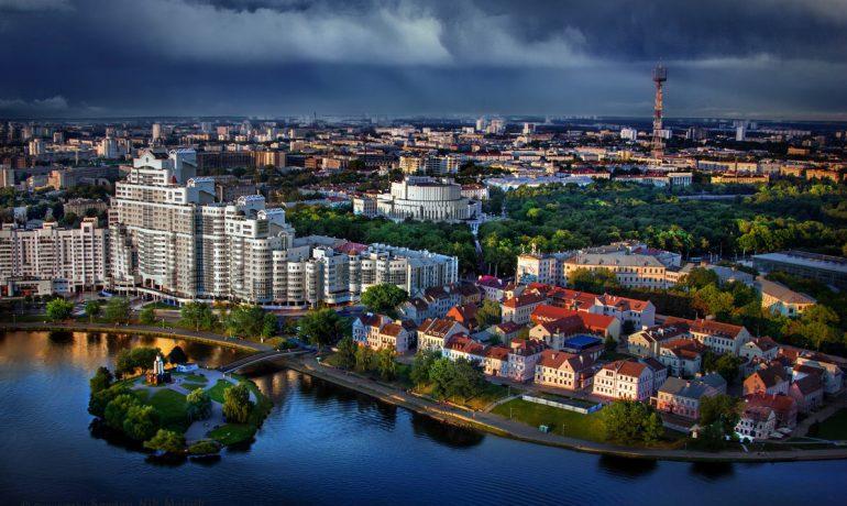 Белоруссия - забытое туристическое направление