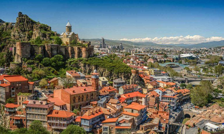 Легенды нового Тбилиси
