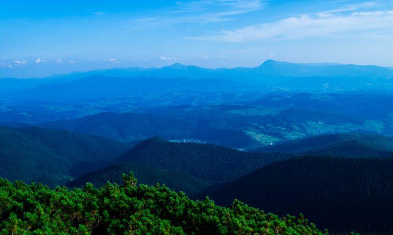 Голубые горы Австралии не только сказочны, но и очаровательны