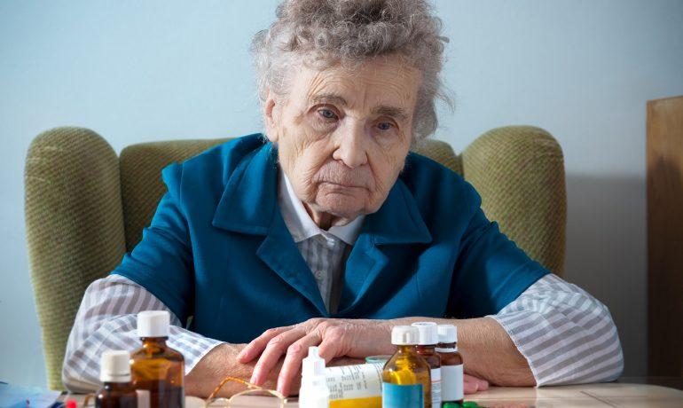 Болезни в пожилом возрасте