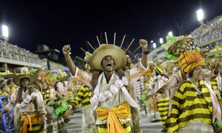 Бразилия - страна джунглей и праздников