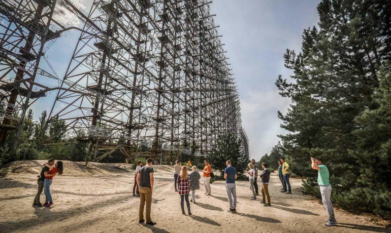 Путешествуем по Чернобылю