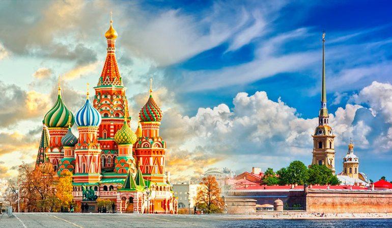Битва столиц: где лучше жить в Москве или Санкт-Петербурге