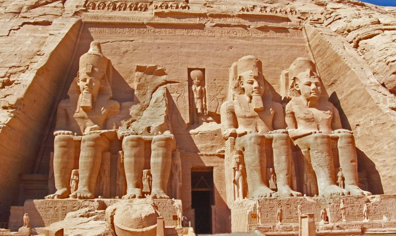 Нубийские памятники от Абу-Симбела до Филы