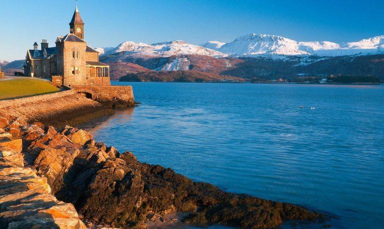 Романтические места в Уэльсе, Великобритания