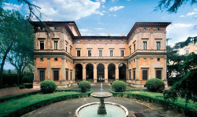 Вилла Фарнезина - дворец эпохи Рафаэля
