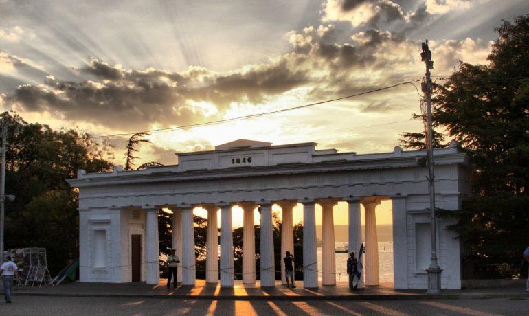 Графская пристань в Севастополе - появилась первой и осталась главной навсегда