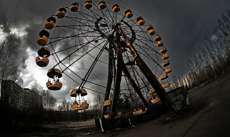 Приключения в Чернобыльской зоне отчуждения