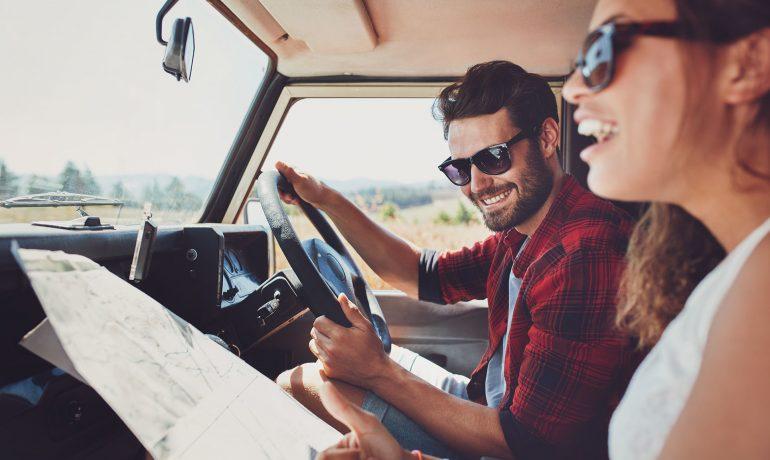Лучшие способы путешествовать с любимым человеком
