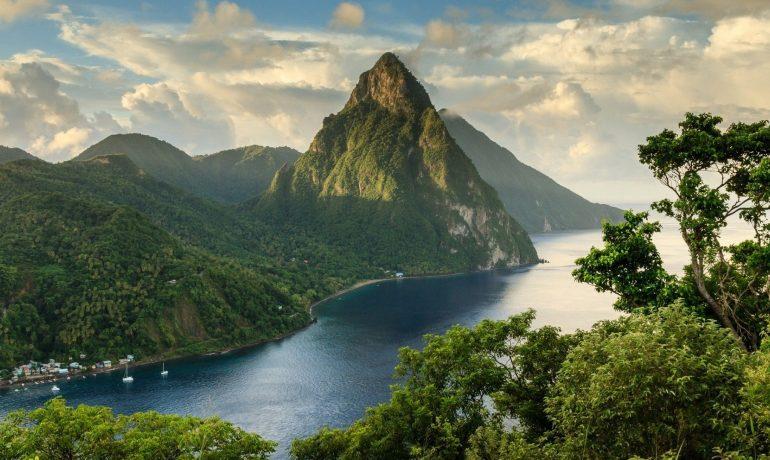 Сент-Люсия - тропический рай под остроконечными вершинами