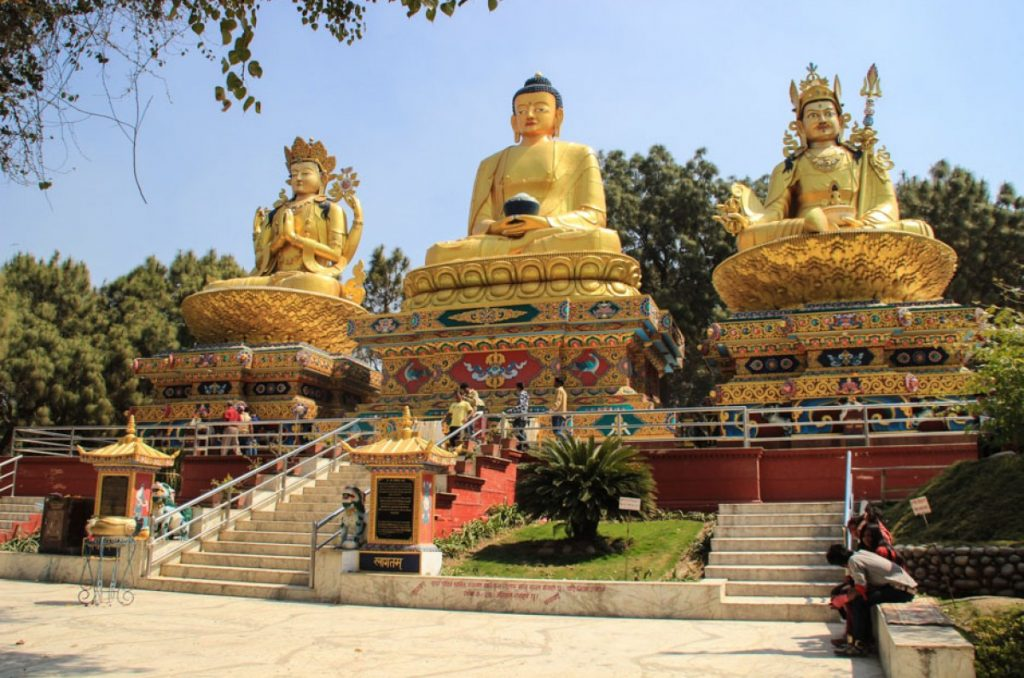 Мистический город Катманду