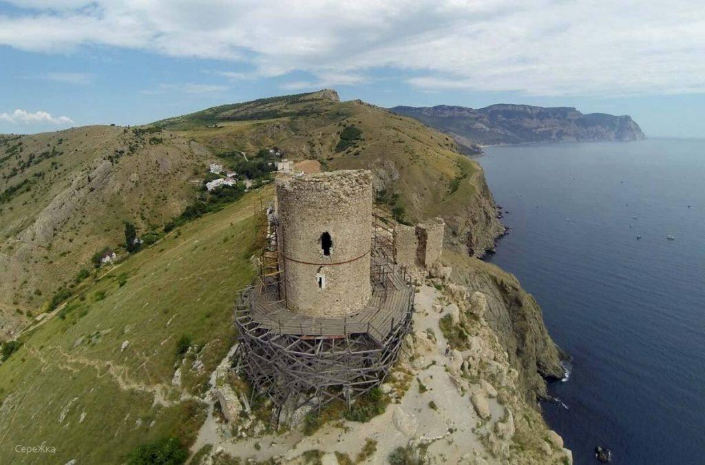Крепость Чембало – генуэзское наследие Балаклавы