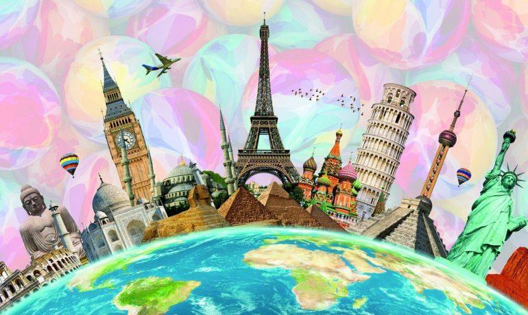 7 вдохновляющих маршрутов кругосветного путешествия