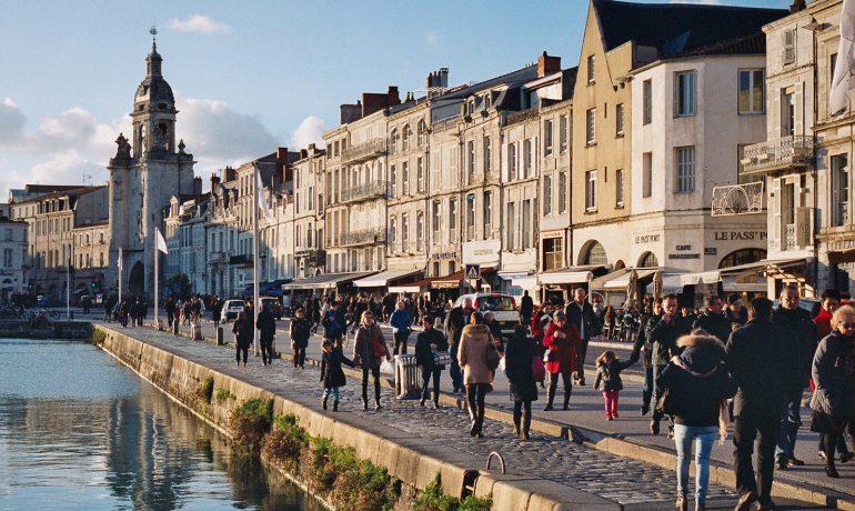 Ла Рошель - откройте для себя город Трех мушкетеров!