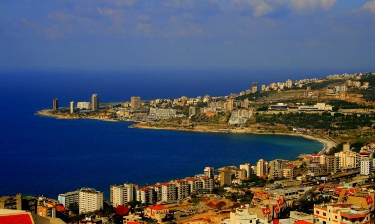 Ливан - государство, омываемое Средиземным морем