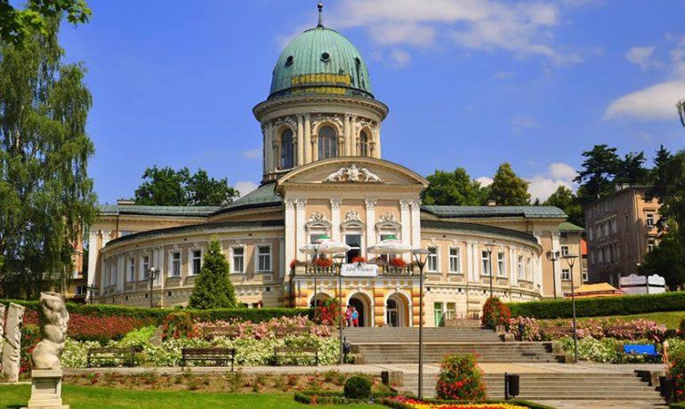 Лондек- Здруй – живописный польский курорт в Судетах
