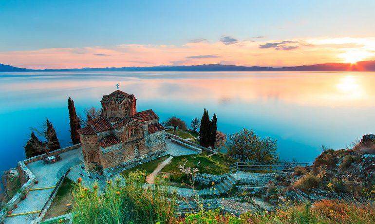 Македония - страна, входившая в состав Югославии, но ставшая независимой