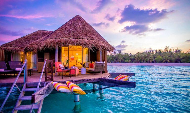 Эдем на Земле, Мальдивы