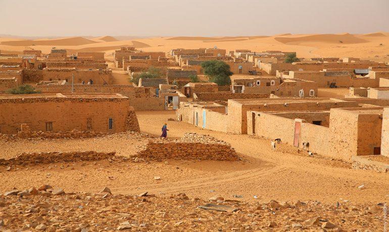 Мавритания. Африканская страна - родина огромных пустынь