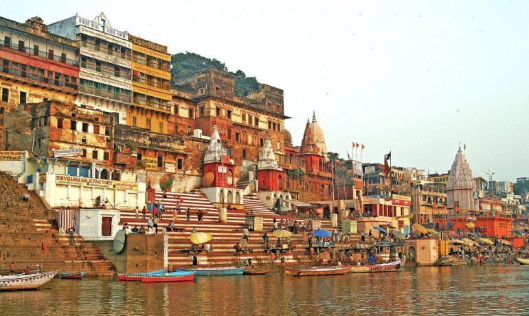 24 часа в Варанаси, Индия