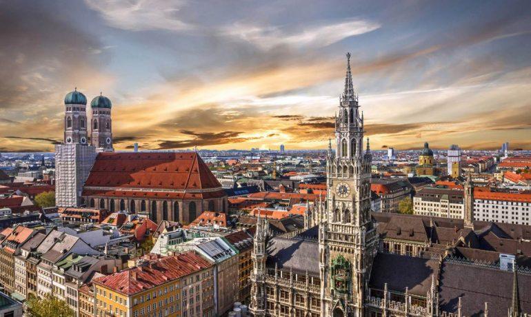Бавария - крупнейший регион в Германии