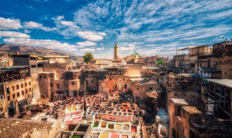 Туры в Марокко. Почувствуй вкус Востока