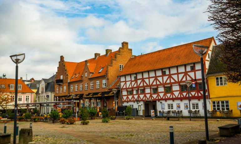 Удивительная история датского города Ольборг