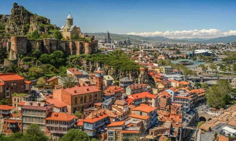 Грузинское вино и история