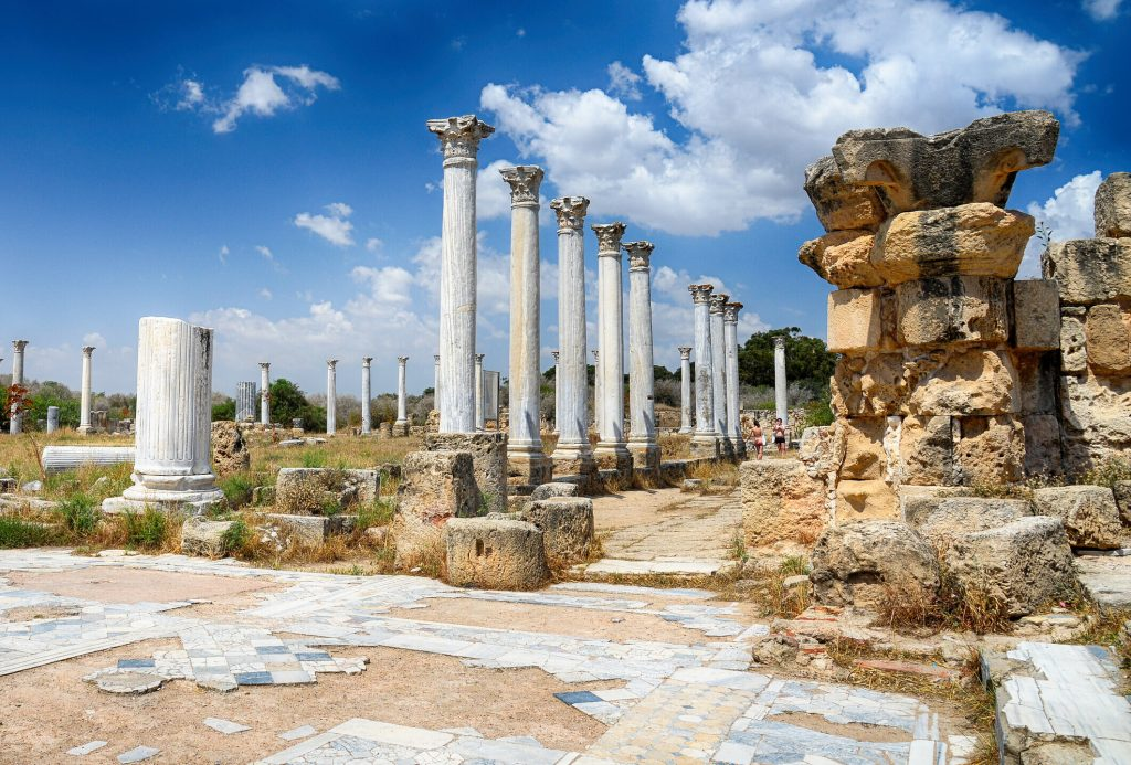 Древние достопримечательности Кипра