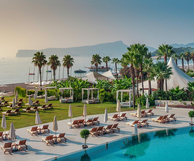 """Лучшие отели по системе """"все включено"""" в Европе и в мире"""