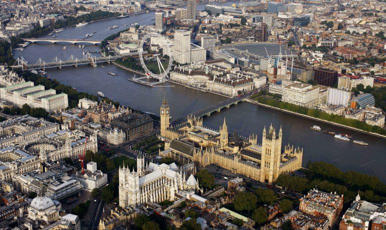 Самые интересные достопримечательности Лондона