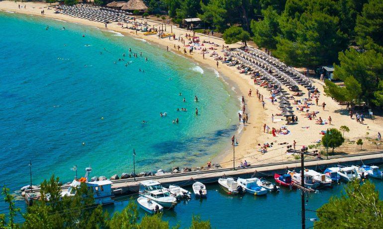 Отдых в Греции на острове Эвбея