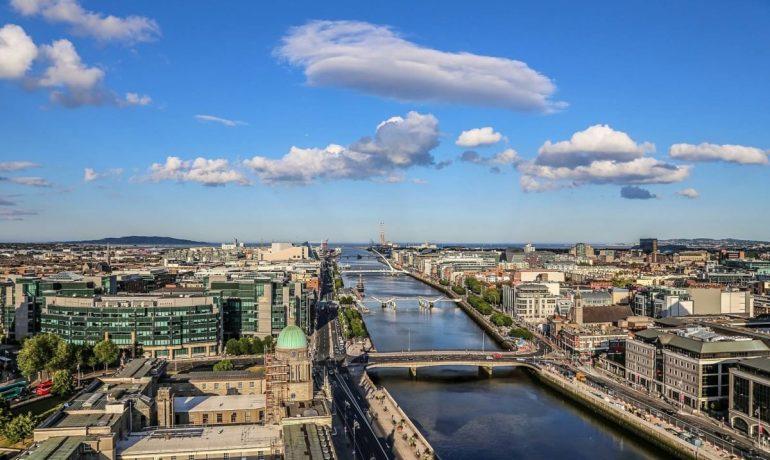 Ирландия: красоты северной страны
