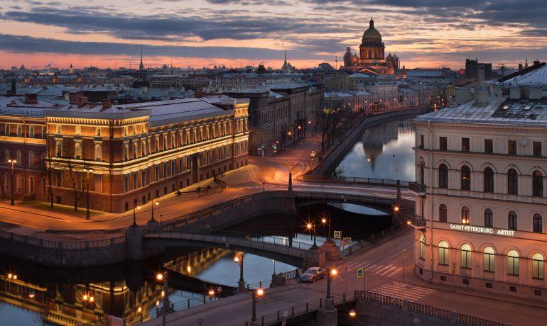 Санкт-Петербург. Топ-10 самых интересных достопримечательностей города