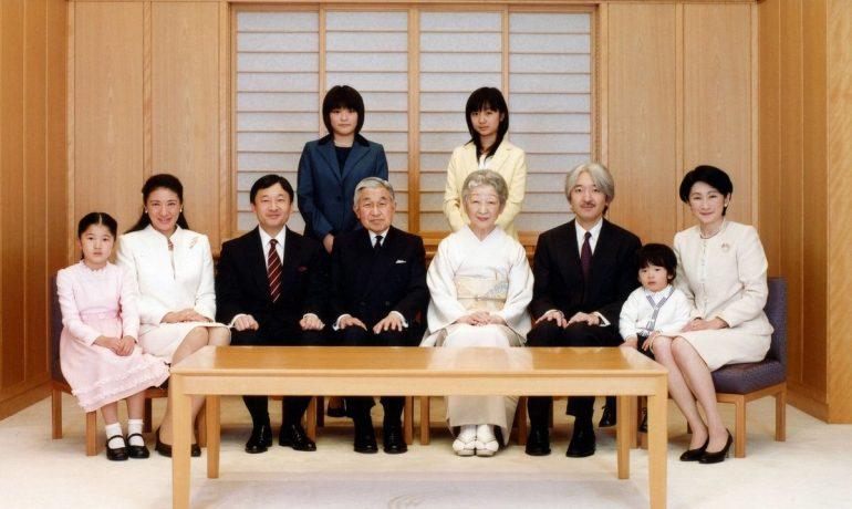 Жизнь семьи императора Японии — таинственность вековых традиций
