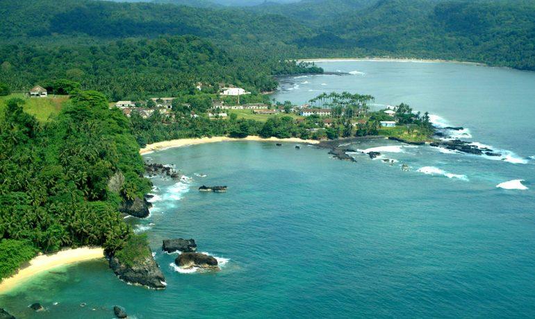 Архипелаг Сан-Томе и Принсипи: островное государство полное красивой нетронутой природы