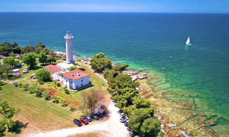 Чем хороши маяки Хорватии