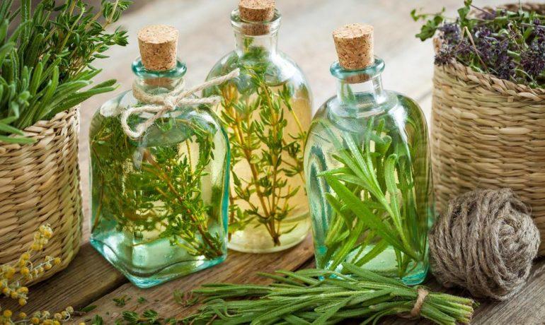 Лечебные настойки для пищеварения, иммунитета и похудения