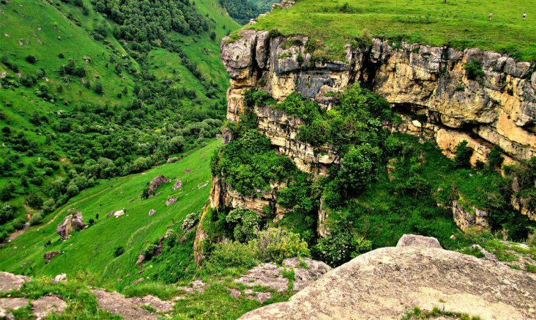 Достопримечательности Кисловодска: ущелье реки Березовка
