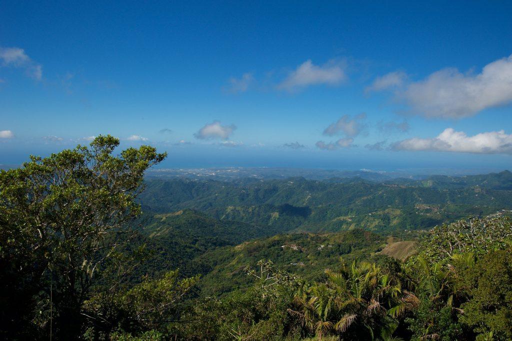 Пуэрте-Рико. Удивительный остров в карибском море