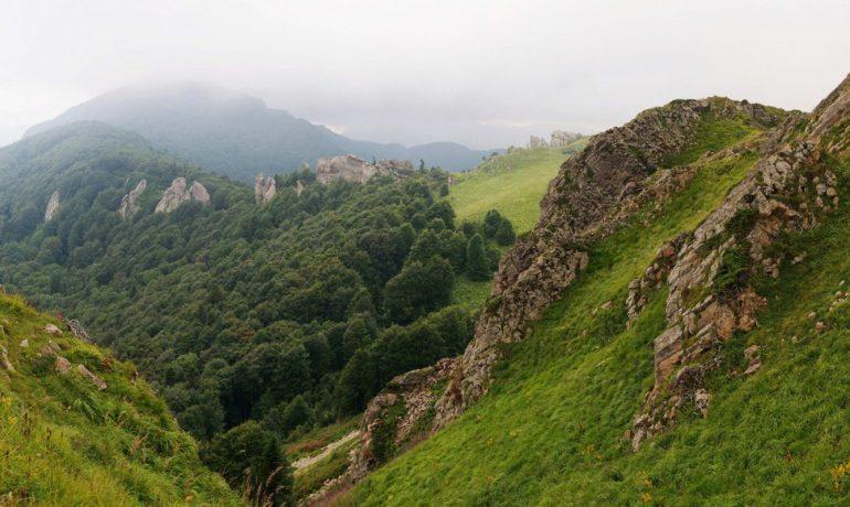 Достопримечательности Краснодарского края: гора Шесси