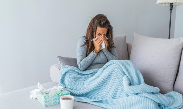 Натуральные средства от простуды